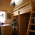 2階 書斎・渡り廊下・子ども部屋