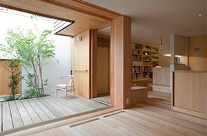 荏田町の家